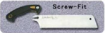 Японская пила Screw-Fit